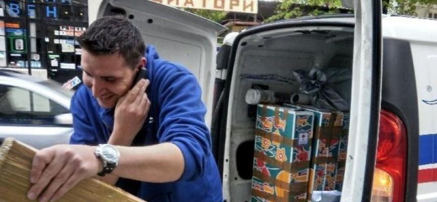 Данъчните погнаха онлайн търговците пращащи стоки с наложен платеж