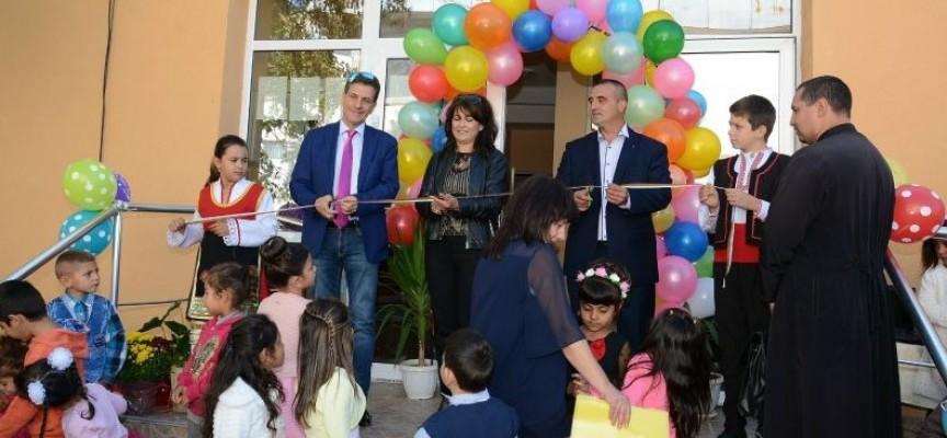 Сарая: 210 798 лв. инвестира общината в новата детска градина