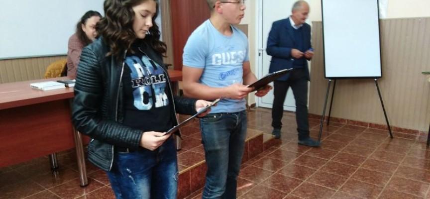 Нидал Алгафари на гости в ПГИМ – Пазарджик в разговор за загубената памет