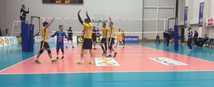 ВК Хебър победи Марек в Дупница