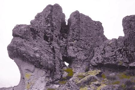 29скална арка връх острец