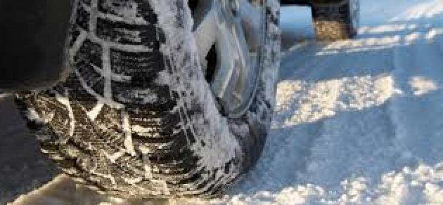 От 15 ноември: Глобяват ни за не сменени гуми, вижте колко