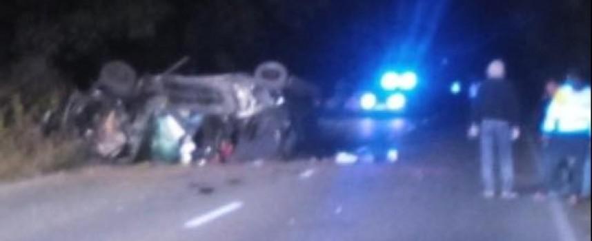 Пътниците в БМВ-то не са имали шанс да оцелеят, колата била осукана
