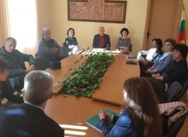 Пещера: Николай Зайчев участва в инфоден на Инспекцията по труда