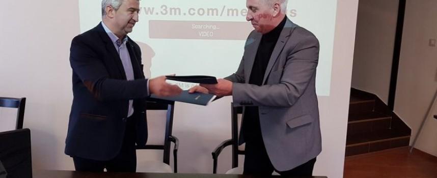 Кметът на Пещера подписа споразумение за сътрудничество с кмета на Лудбрек