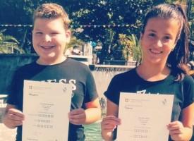 Александър и Виктория покриха изпитно ниво на Кеймбридж