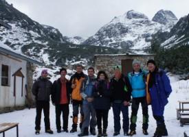 Наши планинари с участие в третата национална среща на планинските водачи в България