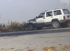 Отново: Кола се блъсна в ТИР край Пазарджик