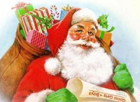 Написахте ли своите писма до Дядо Коледа?