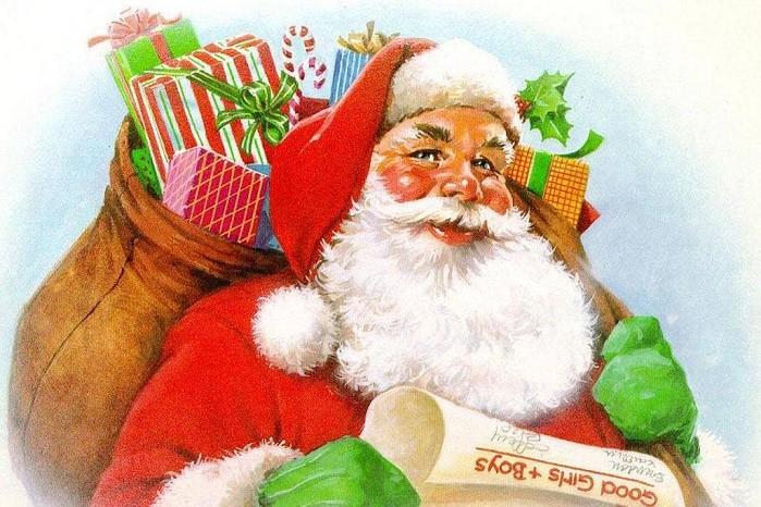 18Дядо Мраз Коледа