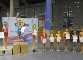 В София: Отново сме със злато от Международен турнир по художествена гимнастика
