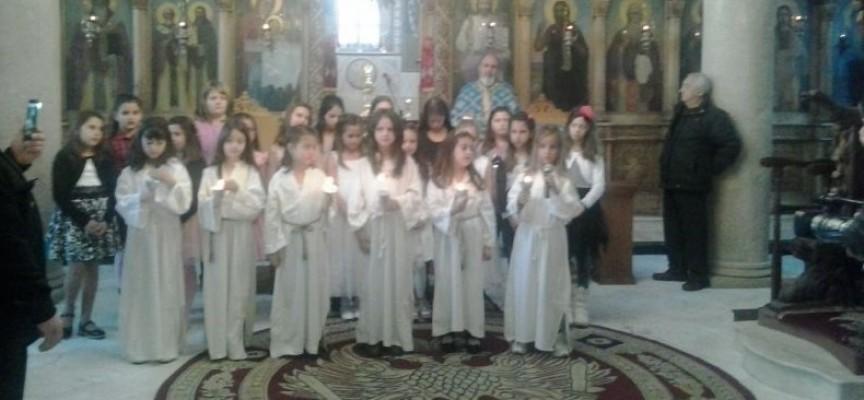 Ангелогласен хор отбеляза днешния празник в Брацигово