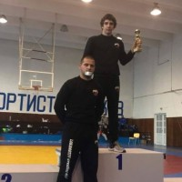 Илия Мустаков се върна със злато от гладиаторски турнир в Самоков