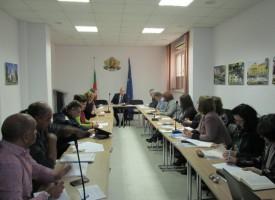 Областният съвет по етническите въпроси заседава в Пазарджик, има нови членове