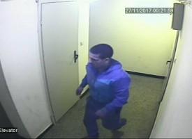 Познавате ли този човек? Автор е на няколко домови кражби в Пловдив
