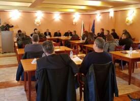 Община Пещера дарява 25 000 лв. за ремонт на Районното управление