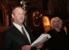 Посланик Ерик Рубин:  Д-р Г. М. Димитров е велик човек, демократ и истински български патриот