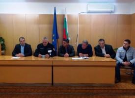 Зам.-министър Стефан Балабанов проведе съвещание в Пазарджик