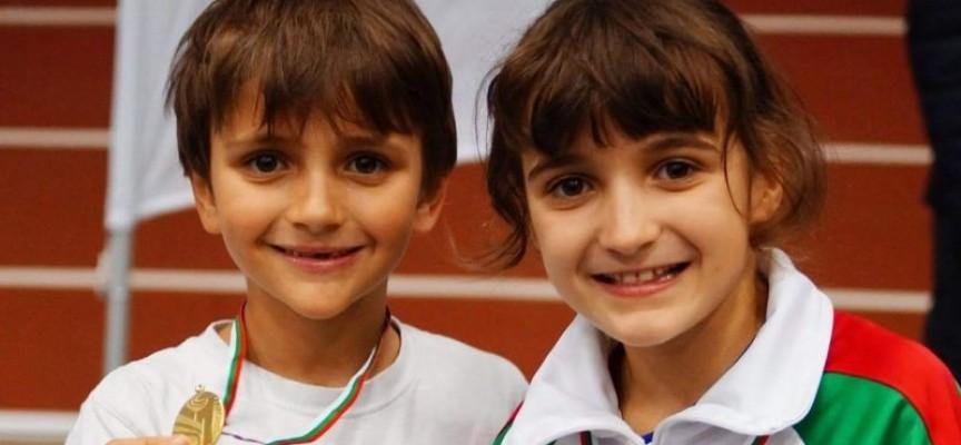 Иван и Йоана Тръндеви донесоха нова спортна слава на Пазарджик