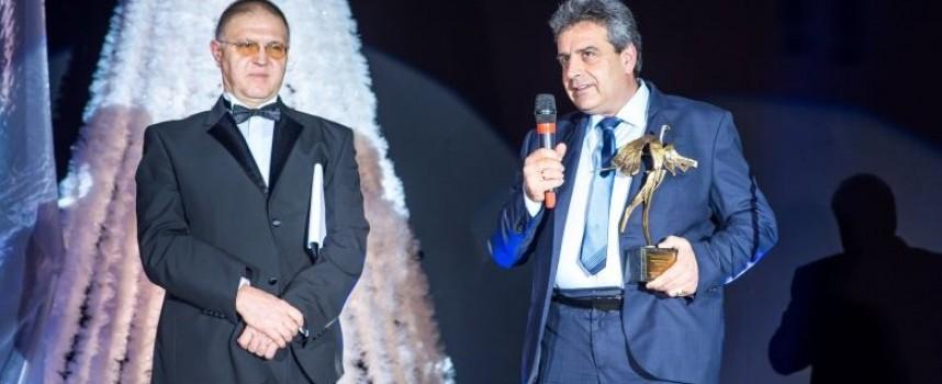 """""""Сам Кинти"""" грабна приза Предприемач на годината 2017"""