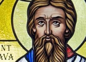 Почитаме свети Сава, да почерпят Славчо и Слава