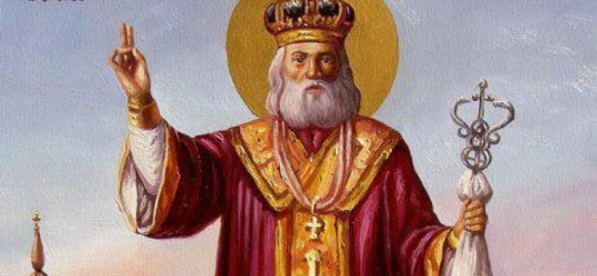 Покланяме се на Свети Николай Чудотворец, защитникът на моряците и банкерите