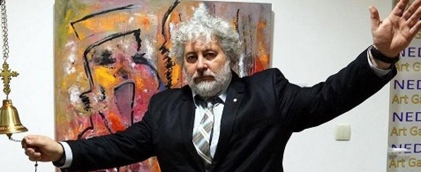 """Тази вечер: Мистичният Светлозар Недев с изложба в """"Артфорум"""""""