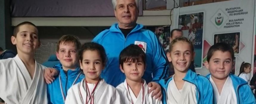 Сенсей Асен Василев спечели 5000 лв. от томбола
