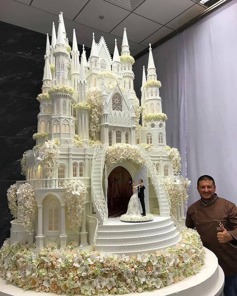 17сватбена торта