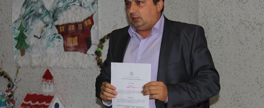 Септември: Марин Рачев сключва договор за целеви заем с ФЛАГ
