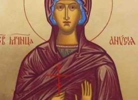 Почитаме днес Великомъченица Анастасия