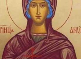 Почитаме днес Света Анастасия