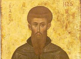 Почитаме днес Свети Наум Преславски