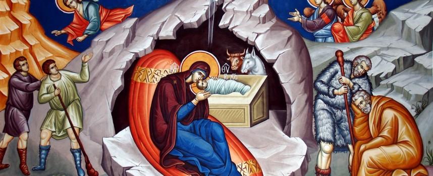 Честито Рождество Христово! Владиката Николай утре служи в Пазарджик
