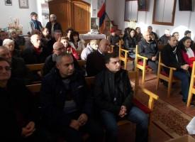 Арменската общност отбеляза днес Сурп Степаннос