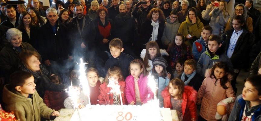 На Рождество Христово приключиха честванията за 180 г. от изграждането на Успение Богородично