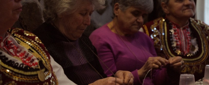 Паталенските баби и техните терлици, които пътуват по цял свят