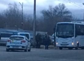 Катастрофа пред Костал вкара жена в болницата