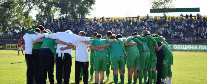 ФК Хебър надви Германея, следва гостуване в Елин Пелин