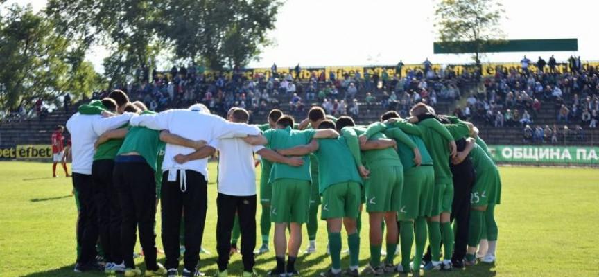 ФК Хебър организира безплатен транспорт за мача със Сливнишки герой