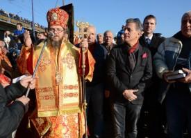 В понеделник: Хвърлят кръста в Марица в 10.45 ч.