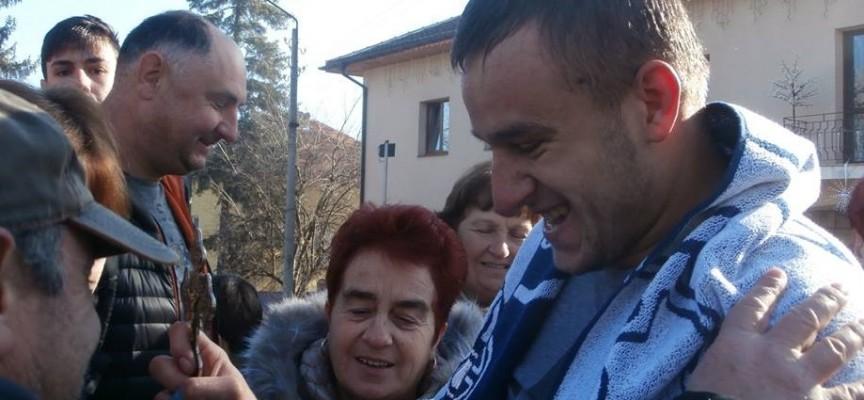 Тодор Мечев, Симеон Луков и Георги Кадрев извадиха кръстовете в Ракитово, Костандово и Дорково