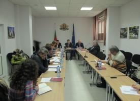 Стефан Мирев наблюдава чрез Комисия почистването на речните корита в областта