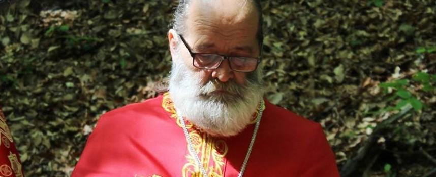 In memoriam: Почина игуменът на Калугеровския манастир
