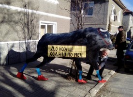 Гарчо се бъзика с реклама на сироп за кашлица