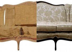 Хоби: Претапицирай стари мебели през почивните дни