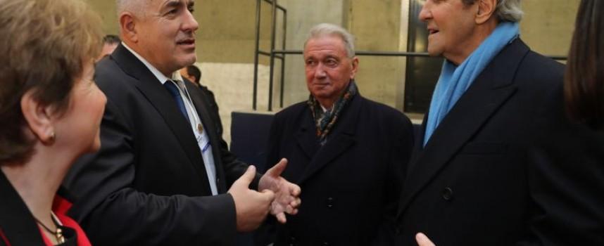 Бойко Борисов: Винаги съм работил в диалог с обществото, с църквата, с мюфтиите