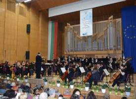"""Снощи: С грандиозен концерт бяха закрити 43-тите """"Зимни музикални вечери"""""""