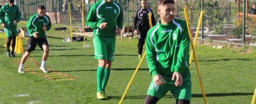 ФК Хебър играе днес първа контрола с немския Оптик