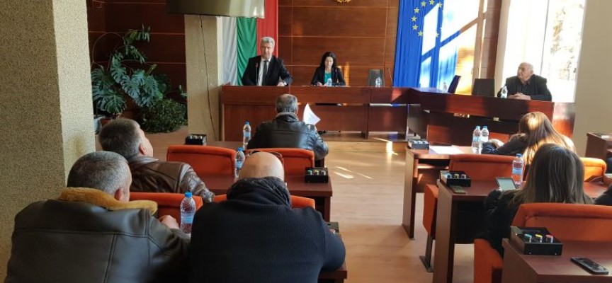 Общинският съвет на Пещера прие бюджета
